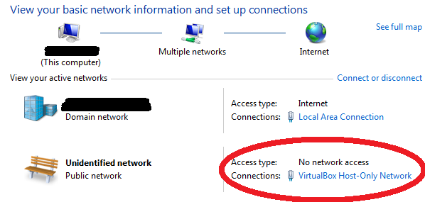 Brokenwire NET: Fix: Virtualbox causes